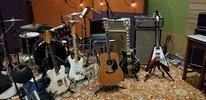 Mr. R. Kriegers Studio set up for a Vieo Shoot Feb 2020.jpg